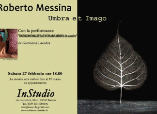 Roberto Messina – Umbra et Imago