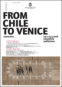 From Chile to Venice