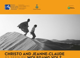 Wolfgang Volz – Christo e Jeanne-Claude