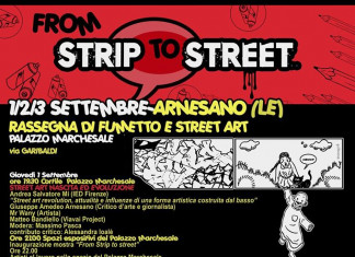From strip to street