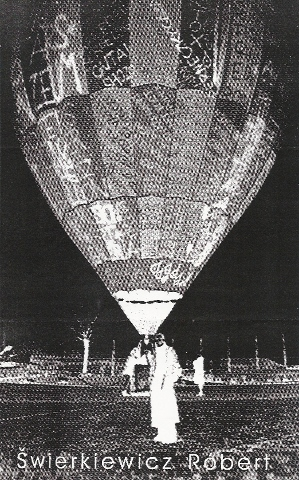 Kafka in the balloon