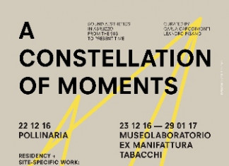 A Constellation of Moments – Residenza d'artista