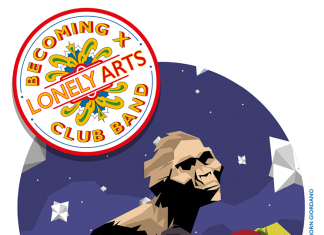 Becoming X – Lonely Arts Club Band