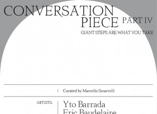 Conversation Piece | Part IV