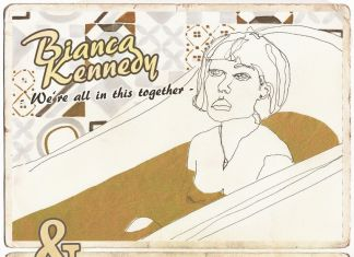 Bianca Kennedy / The Swan Collective – We're all in this together/Flatland