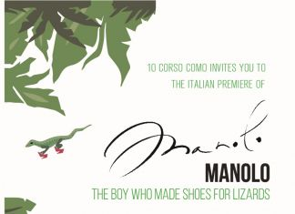 Manolo. The Boy Who Made Shoes for Lizards