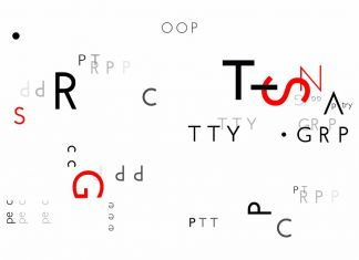 Gaia Di Blasio – The Poetic Song of Typography