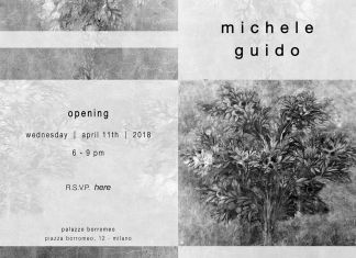 Michele Guido – Play in the garden _ 2018