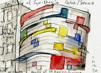 Steven Holl – One two five