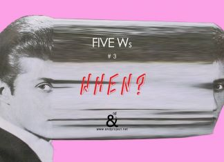 &nd project – Five Ws_When?
