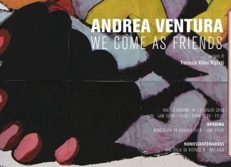 Andrea Ventura – We come as friends