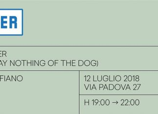 Luigi Fiano – A River (To Say Nothing Of The Dog)