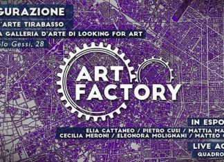 Art Factroy – Looking for Art a Milano