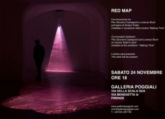 Grazia Toderi – Red Map