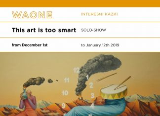 Waone – This art is too smart