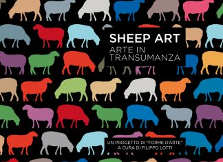 Sheep Art – Arte in transumanza