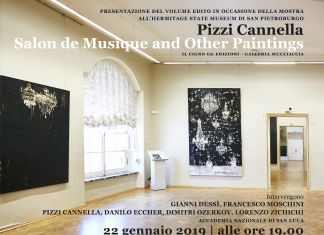 Pizzi Cannella – Salon de Musique and Other Paintings