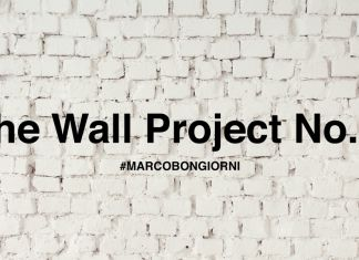 The Wall Project No. 5 – Marco Bongiorni