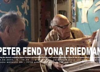 Peter Fend and Yona Friedman – Filling the absence
