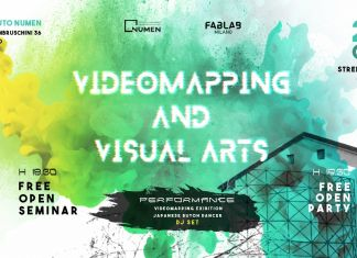 Video Mapping & Visual Arts