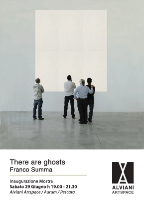 Franco Summa – There are ghosts