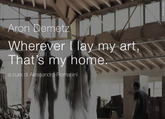 Aron Demetz – Wherever I lay my art that's my home