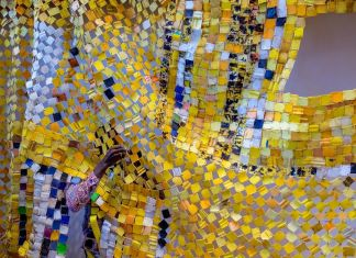 Serge Attukwei Clottey – Sometime in your life