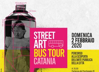 Street Art Bus Tour #Catania