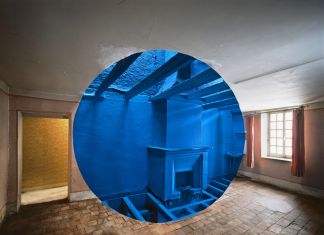 Project Room – Georges Rousse