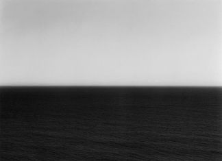 Hiroshi Sugimoto - with your back to the earth