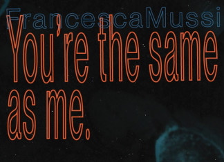 Francesca Mussi – You're the same as me