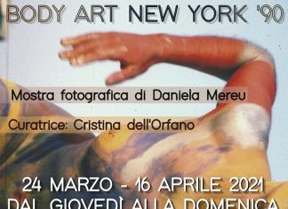 Daniela Mereu – Body Art New York 90