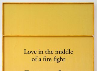 Francesco João – Love in the middle of a fire fight