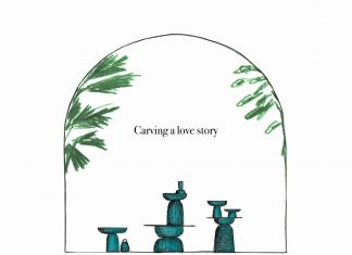 Monica Forster + Zanat – Carving a Love Story