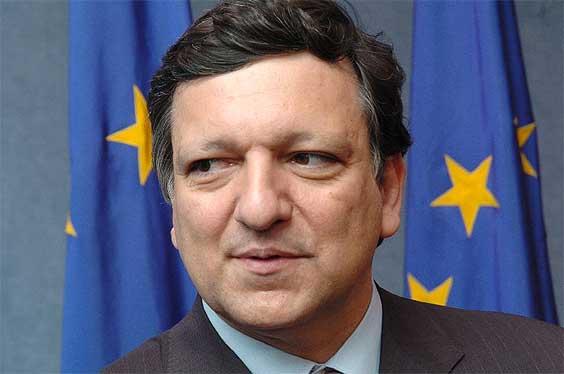 José Manuel Barroso, Presidente della Commissione Europea