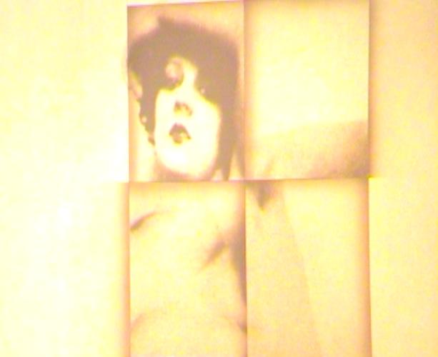 Bruno Di Bello - Variazione su una foto di Man Ray - 1975