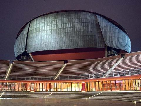 L'Auditorium di Renzo Piano