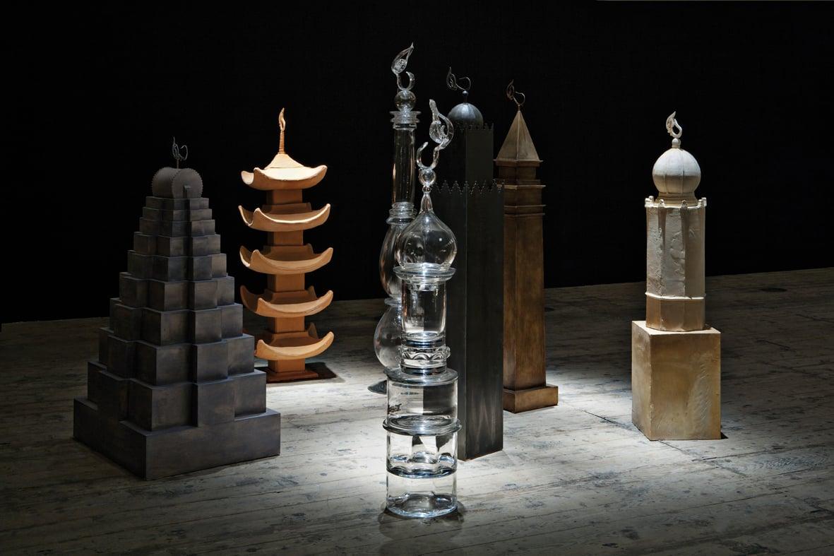 Moataz Nasr, The Towers of Love, 2011 - Courtesy Galleria Continua - Photo Ela Bialkowska