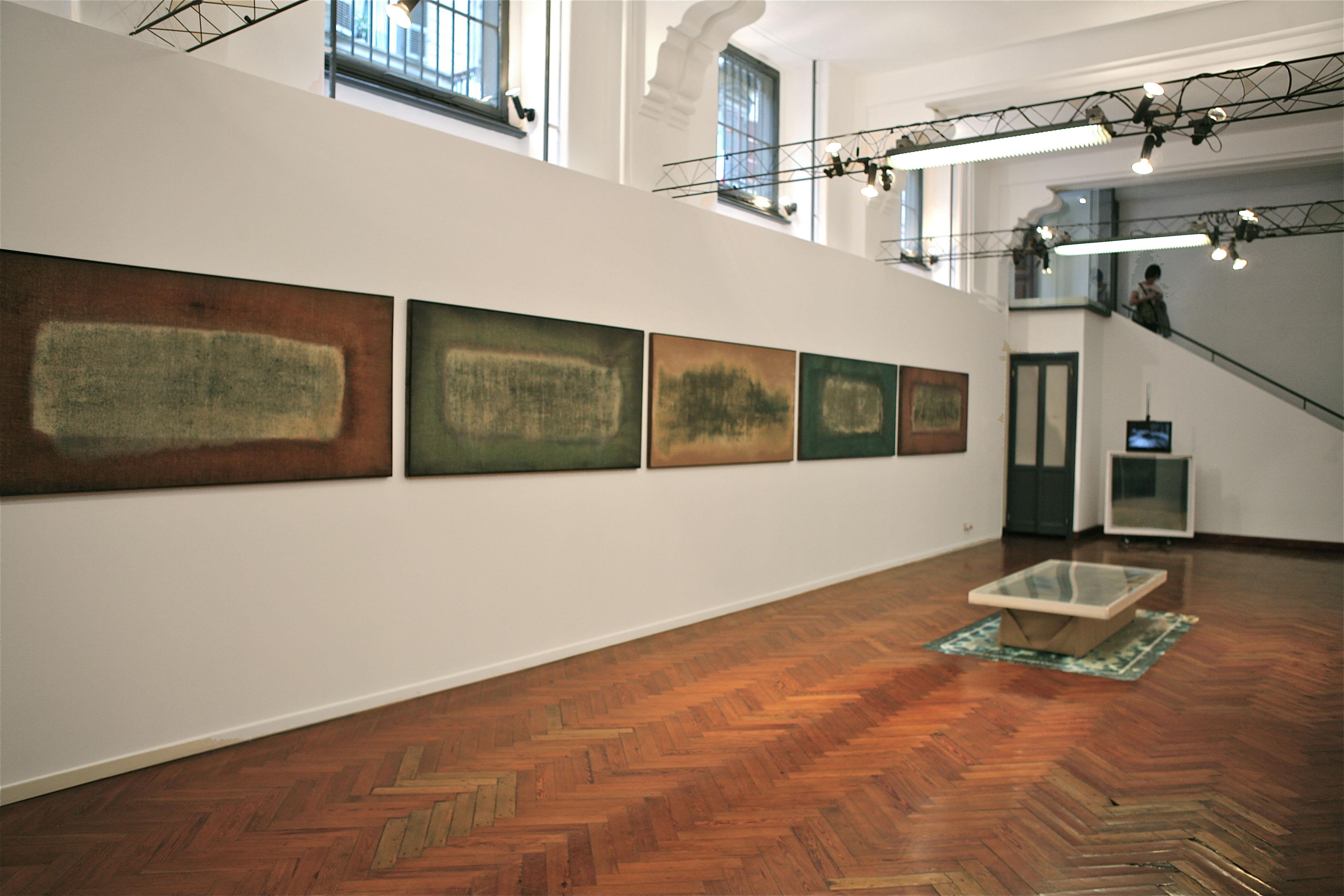TTozoi. Meet (Art) Morphosi. Exhibition view at Galleria Raffaella de Chirico, Torino 2011