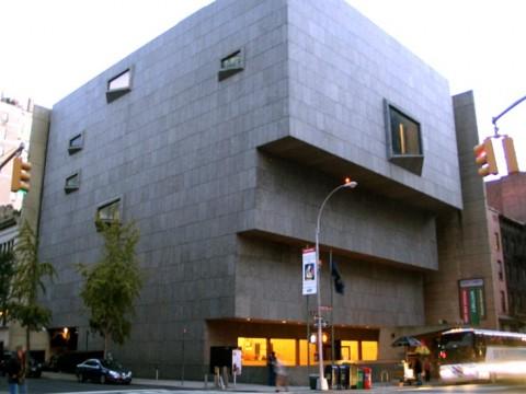 La sede del Whitney Museum, di Marcel Breuer