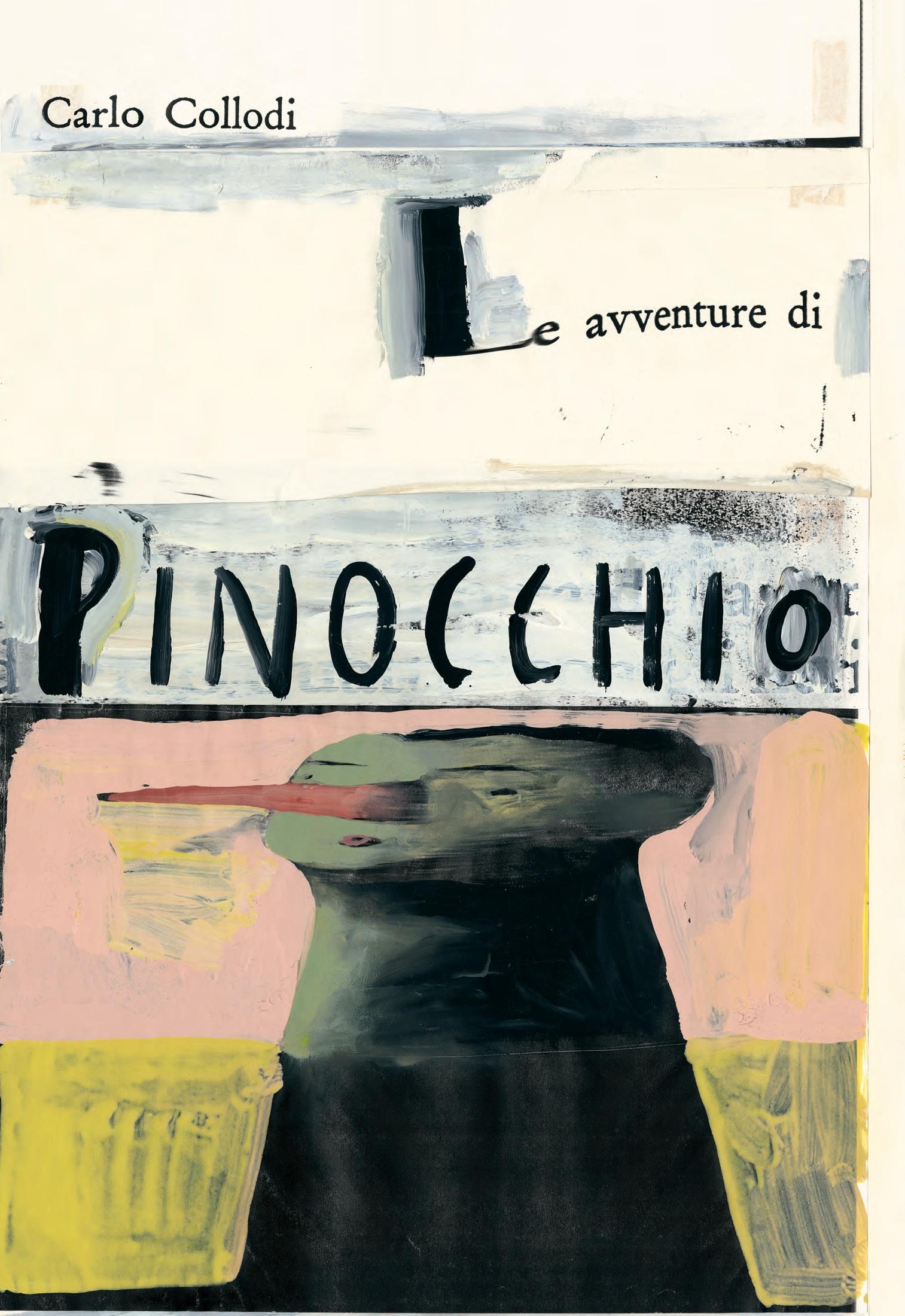 Gianluigi Toccafondo, Pinocchio