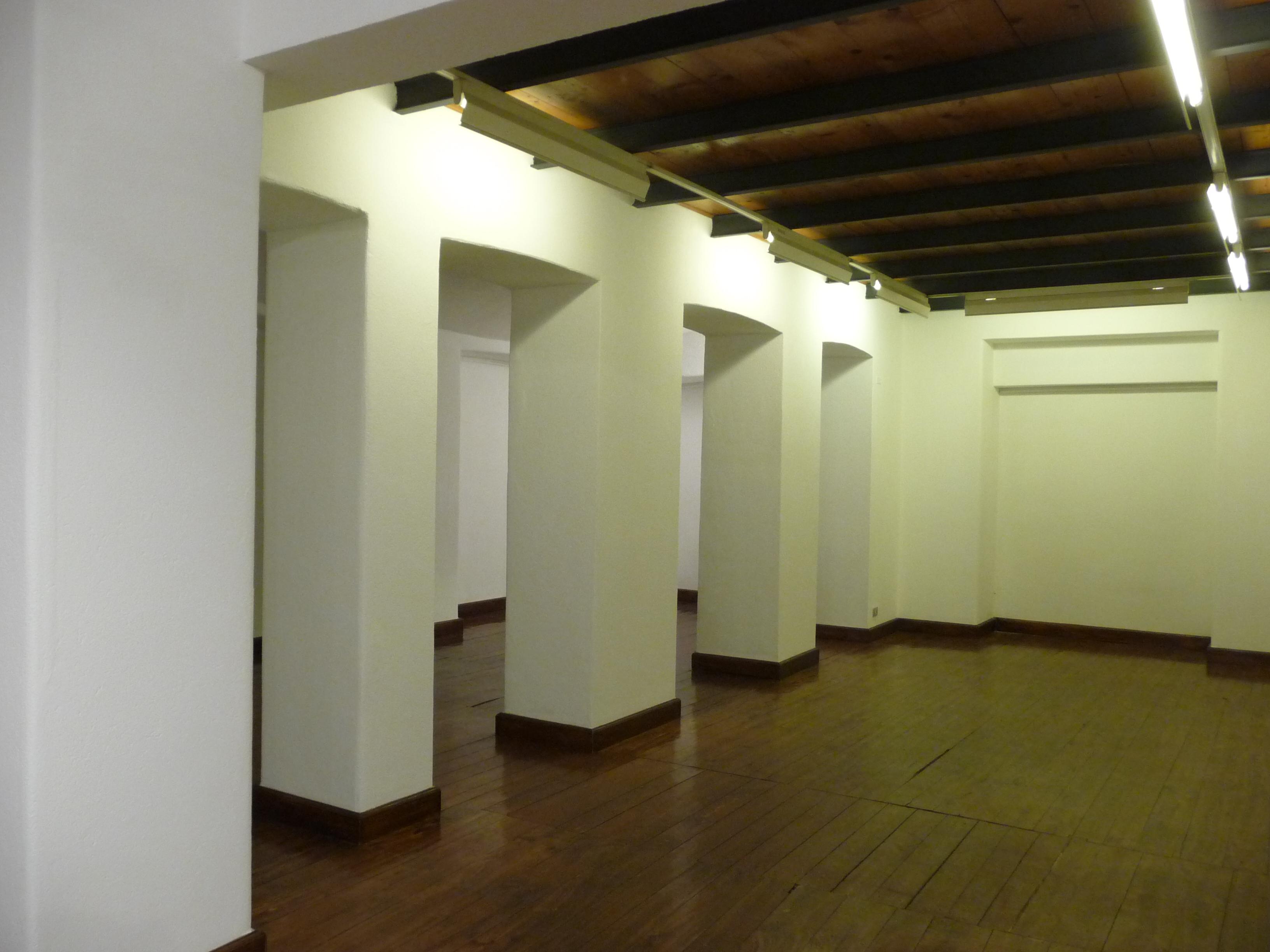 La galleria Raffaella de Chirico a Torino