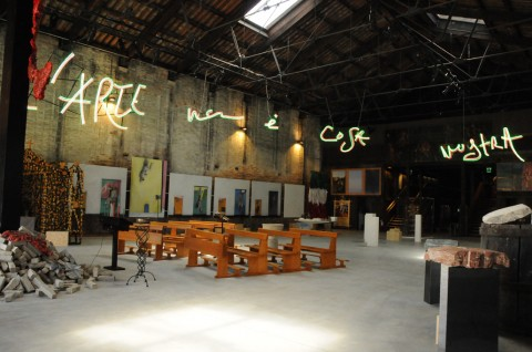 L'arte non è cosa nostra - Padiglione Italia - Biennale di Venezia 2011 - photo Valentina Grandini