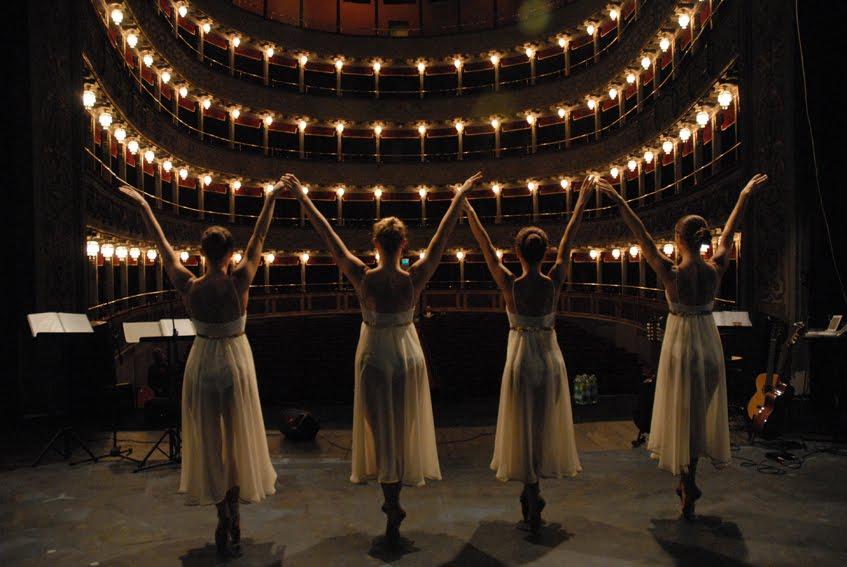Danza contemporanea al Teatro Valle