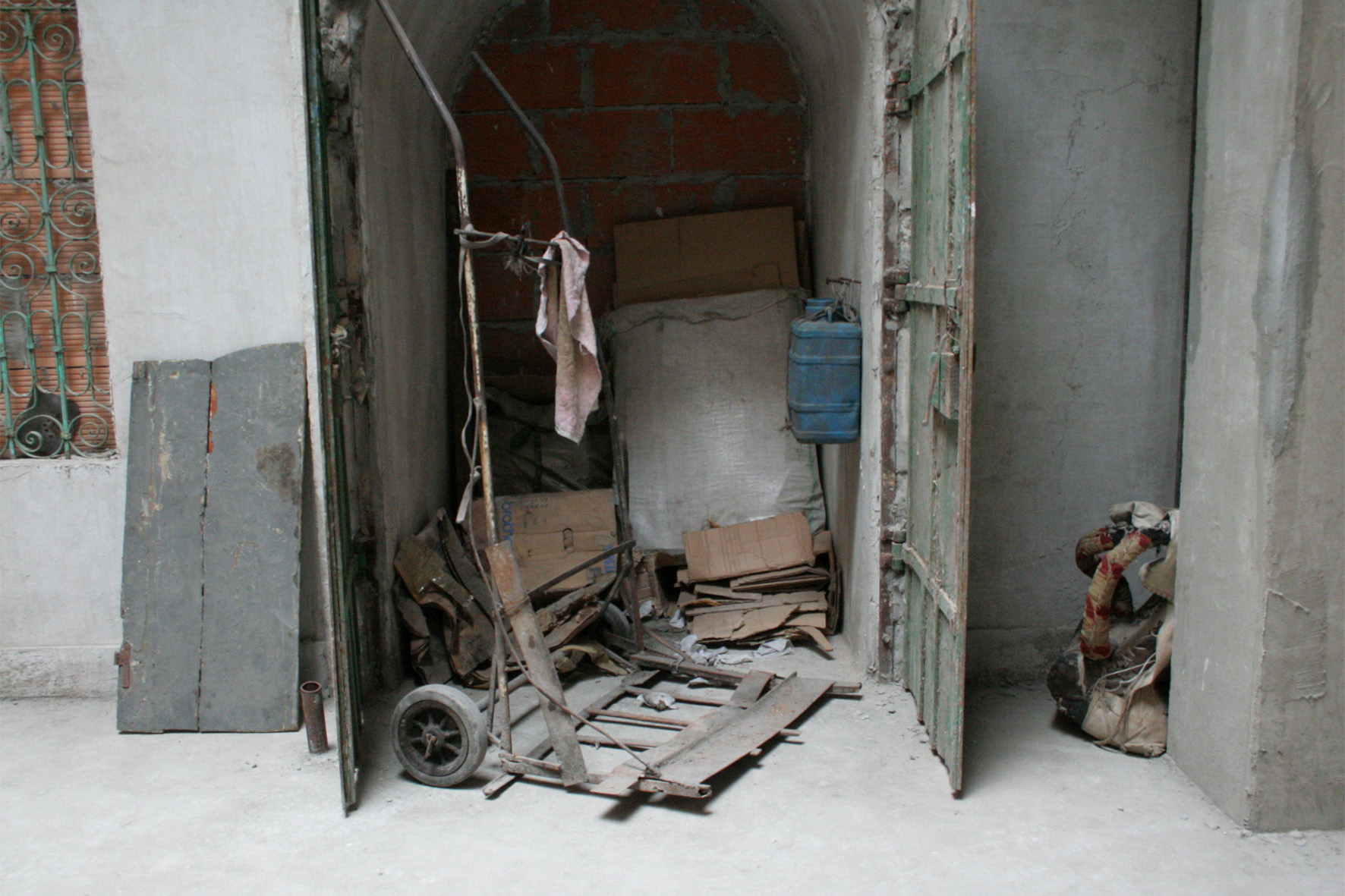 Mike Nelson – I, Impostor - Padiglione Gran Bretagna - Biennale di Venezia 2011
