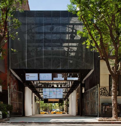 Il BMW Guggenheim Lab