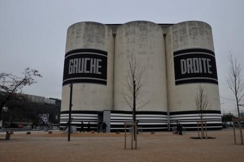 La Sucrière, una delle sedi della Biennale
