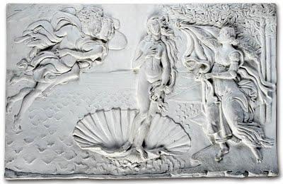 Eccola, la Venere di Botticelli per non vedenti
