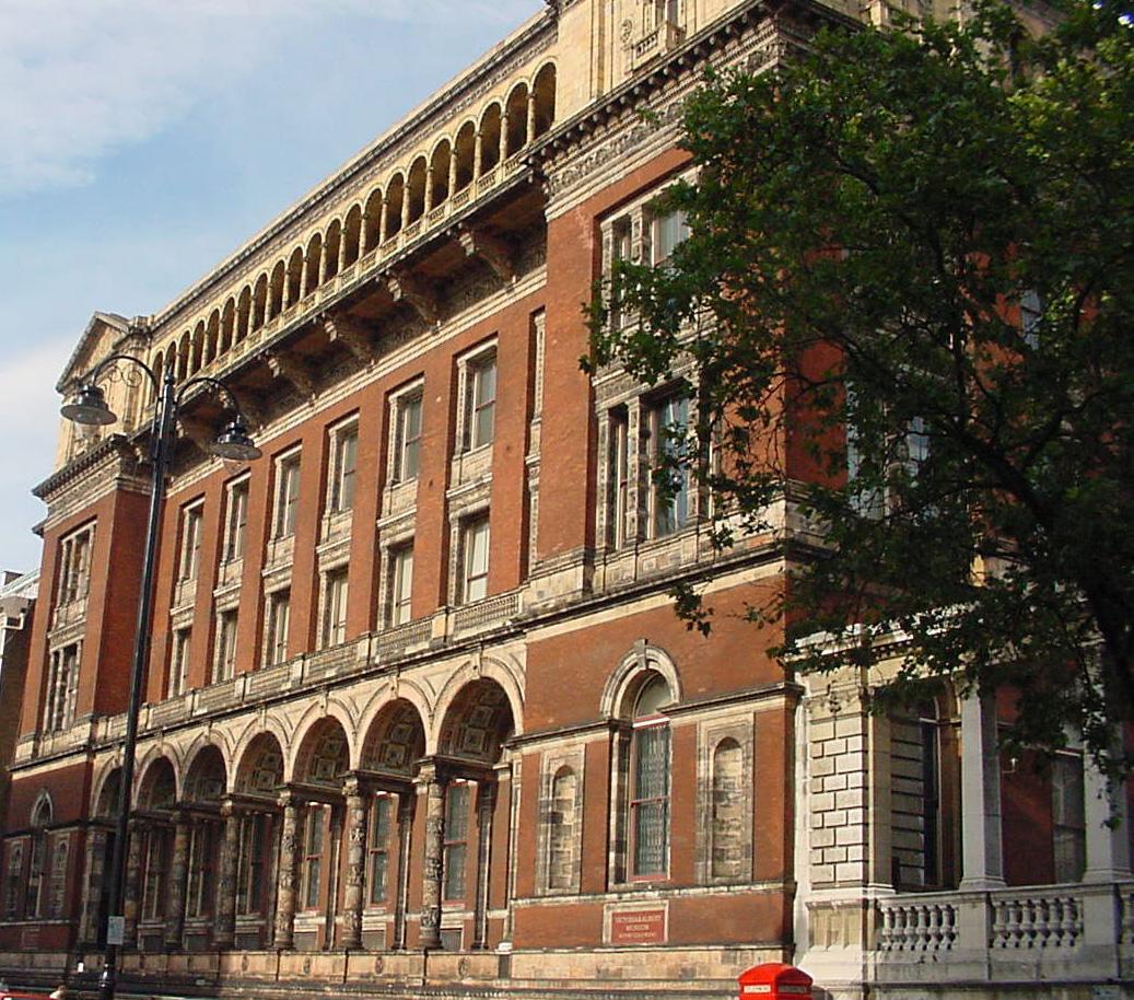 Il Victoria & Albert Museum di Londra