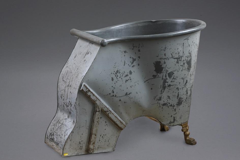 Vasca Da Bagno Bloccata : Vasca da bagno a dondolo u technisches museum wien artribune